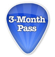 3 Month Pass - Only $16.99